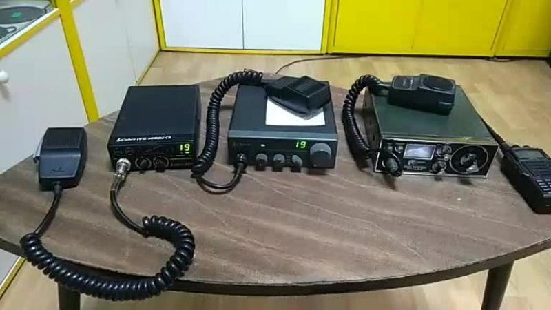 Частный музей связи. Cobra 19DX, 23 plus, BDR M3124