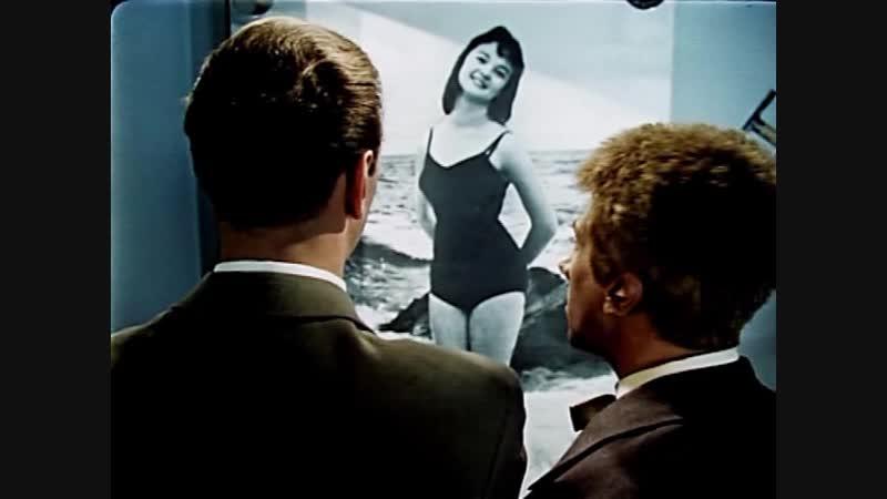 Человек ниоткуда / 1961 / DVDRip