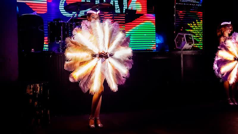 Световое шоу Бурлеск | GOF show | Ростов