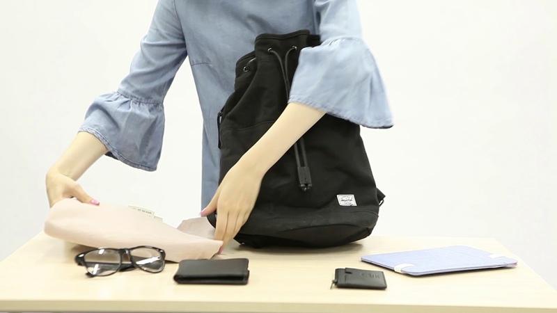 Водоотталкивающий городской женский рюкзак Herschel Hanson Select