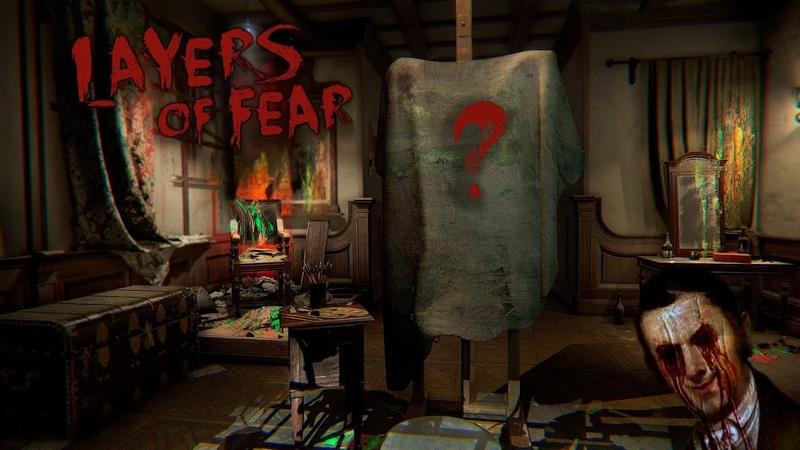 Layers of fear Прохождение 3 - Сумаcшедший | Финал