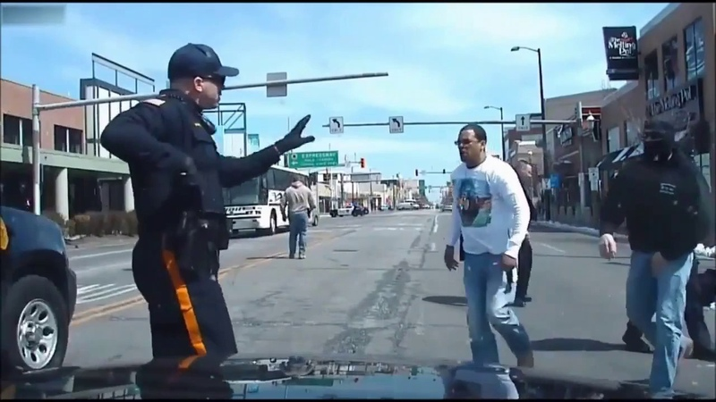 Dashcam Release video surfaces of deadly Atlantic City police shootout that killed Antoquan Watson