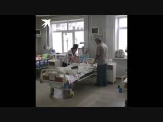 Раненый в голову трехлетний мальчик из Дербента умер