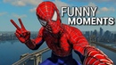 Spider-Man PS4 Funny Moments 3 Into the Spider-Verse