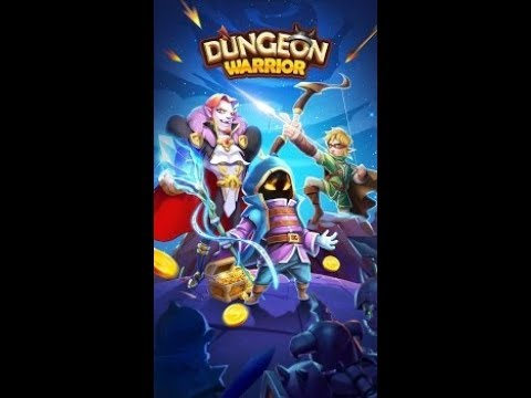 Dungeon Warrior Idle RPG android game first look gameplay español