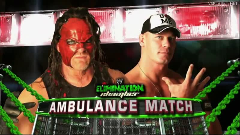 Wrestling Online - Elimination Chamber 2012 feb 19 - Ambulance match (Стрим 46)