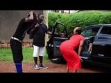 King Kong MC of Uganda performing a song from South Africa called Daliwami1