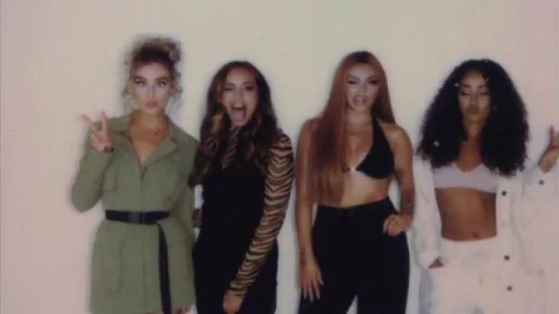 Британская радиостанция сообщает о приближающемся релизе Little Mix.