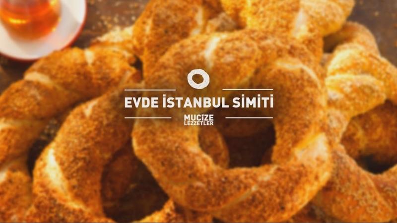 Evde İstanbul Simiti Tarifi mucizelezzetler