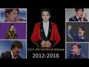Dimash SOS d'un terrien en détresse compilation 2012 2018 Димаш Құдайберген