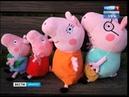 Свинка Пеппа подложила свинью продавцам в Иркутске