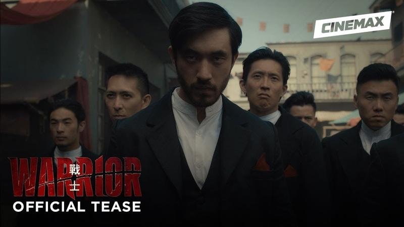 Warrior - Season 1 (2019) | Official Tease 2 | Cinemax