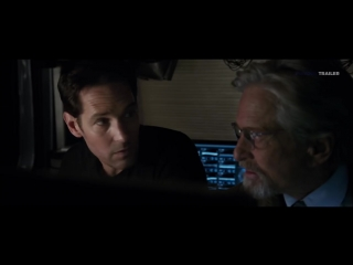 ANT MAN 2 International Trailer (2018) Ant Man and the Wasp