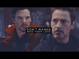 Tony &amp Stephen Ironstrange Don't Wanna Miss Your Love