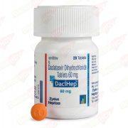 Dacihep – выгодная продажа препарата в Москве и по всей территории РФ