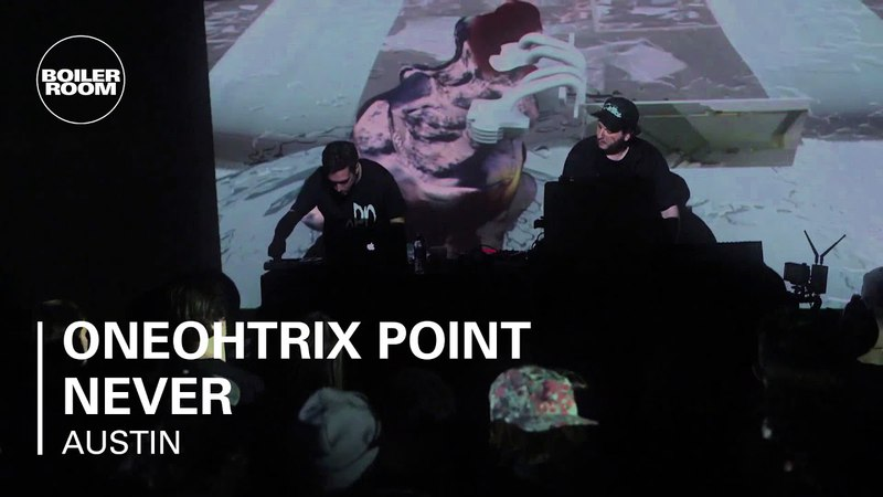 Oneohtrix Point Never Ray Ban x Boiler Room 005 Hudson Mohawke Presents 'Chimes' Live Set