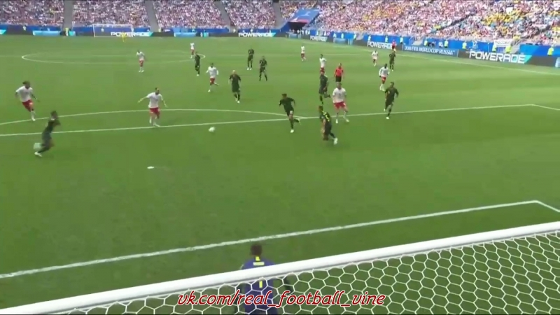 Гол Eriksen в ворота Австралии   GAYFULLIN   vk.comreal_football_vine