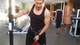 Ruslan Juley Подтягивания на турнике 11раз +32кг + (Свой вес 94) = общ вес 126 кг 13072018