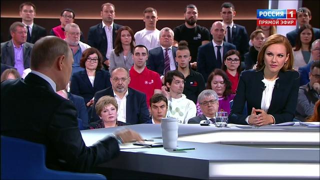 Новости на Россия 24 • Путин Россия всегда жила под санкциями