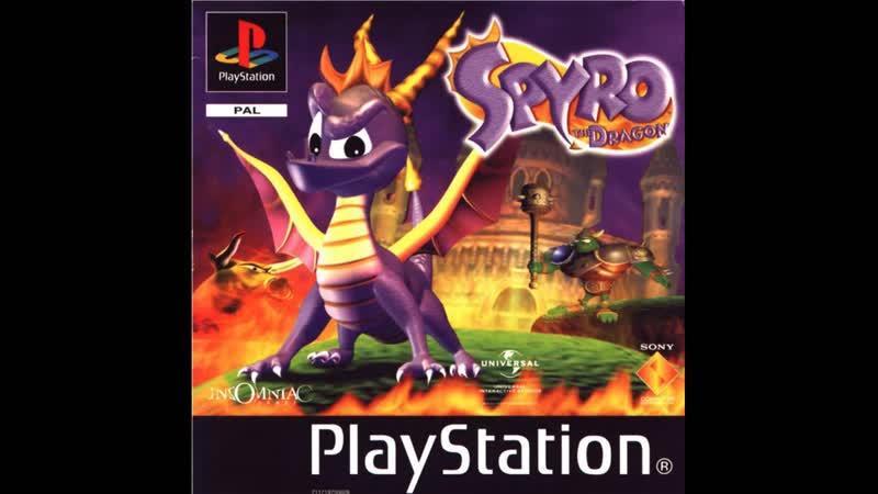 {Level 8} Spyro the Dragon 1 - Dry Canyon