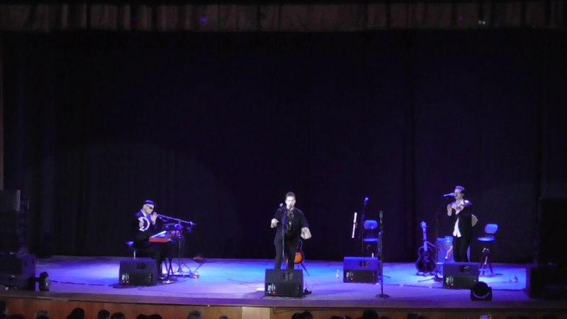 Концерт трио Сета Глиера (США) в Бердянске (Часть 3)