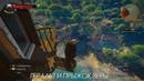 Прыжок веры Геральта в игре Ведьмак 3