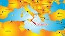 Фильм Катания Сицилия Catania Sicily