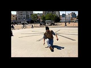 Bboy Ars - Hip-Hop Флэйва в Новороссийске
