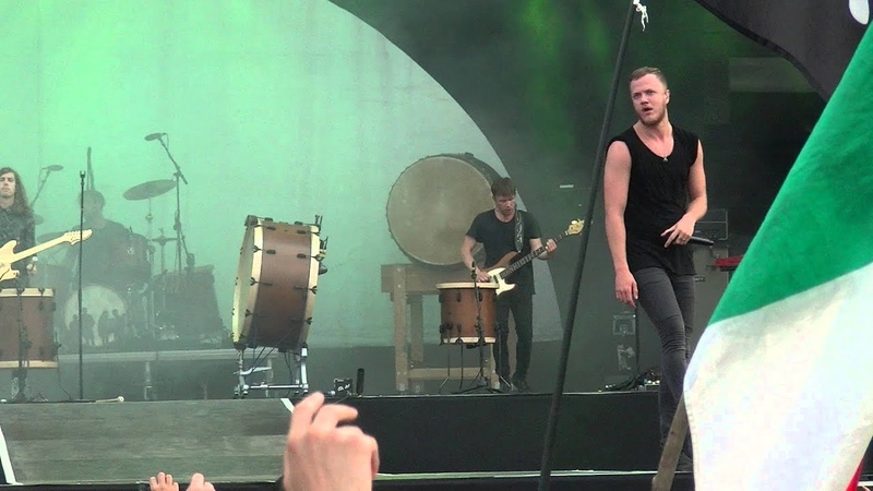 Imagine Dragons - Who We Are /live/ @ Sziget Festival 2014, Budapest, 13.08.2014