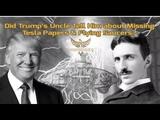 Hat Trumps Onkel den Roswell-Zwischenfall untersucht 2019 Milit