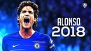 Marcos Alonso 2018/19 • Golden Foot - Amazing Goal Show, Dribbling Skills, Tackles