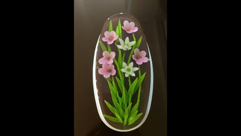 Hướng dẫn Làm cành cây cành hoa cho thạch 3d - Thạch 3D online Free - HUYỀN ĐÀO