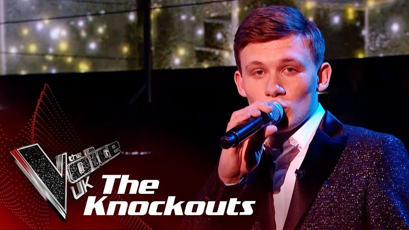 Shane McCormack Performs 'City of Stars': The Knockouts   The Voice UK 2018