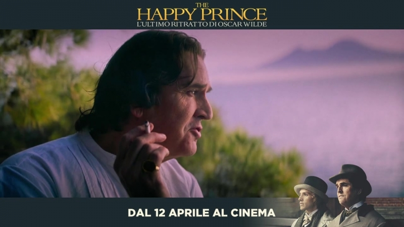 The Happy Prince. Clip 5 - Posso renderti felice [it]