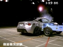 Краш тест Toyota GT86