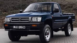 Toyota hilux first generations