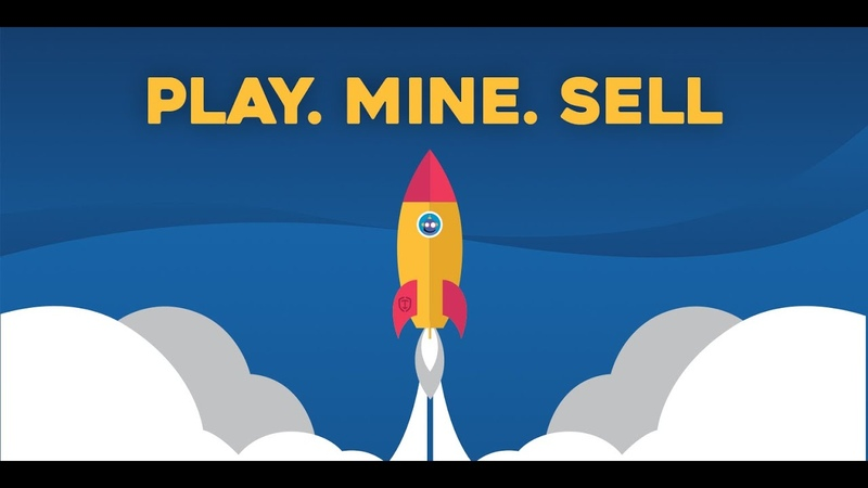 Robot Cache Three Steps To Play Mine and Sell Your PC Games Sign Up For Early Access