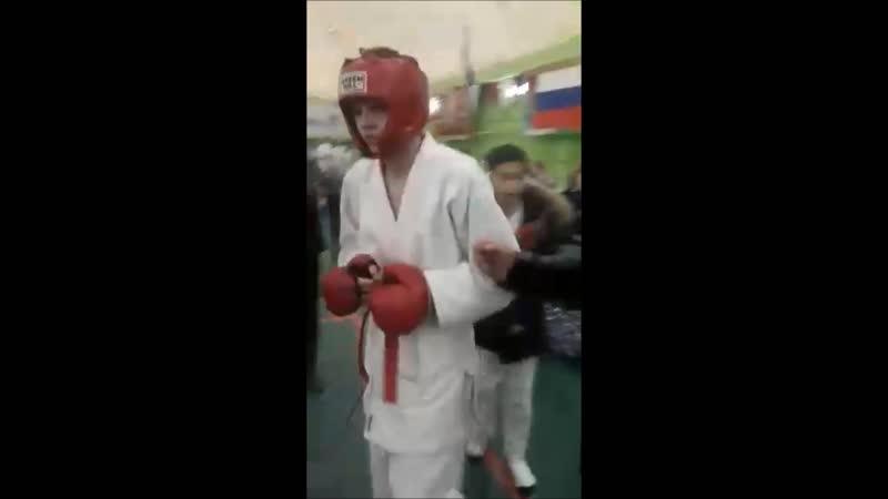 Рукопашный бой Пчеленок