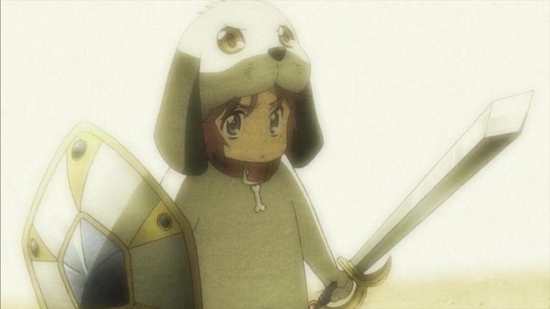 Школа мертвецов Gakuen Mokushiroku High School of the Dead 11 серия Озвучка MiraiDuB