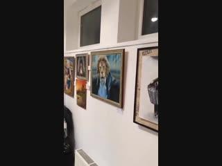 Выставка в галерее