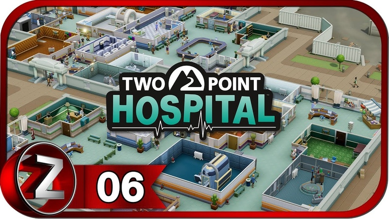 Two Point Hospital Прохождение на русском 6 - Система кондиционирования [FullHD|PC]