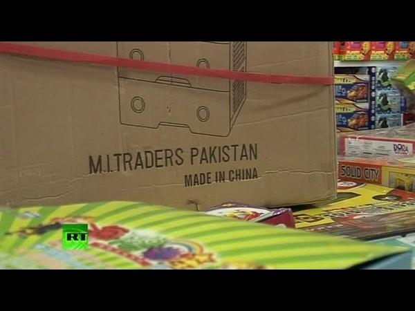 Пакистан поворачивается в сторону Китая
