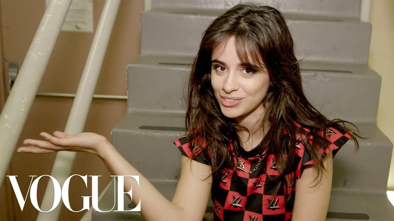 24 Hours With Camila Cabello: Inside Her First Headlining Tour | Vogue
