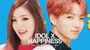 BTS Red Velvet - 'IDOL X 행복 (Happiness)' (MASHUP)
