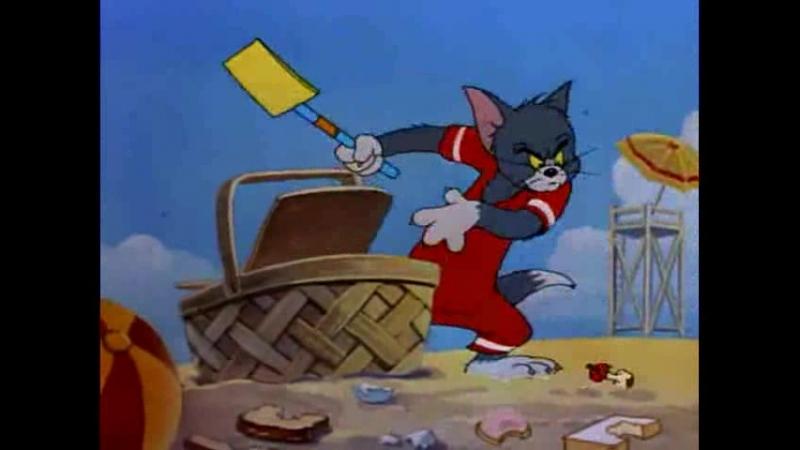 065.Кот, потерявший голову.Smitten Kitten.(1952).T04-005