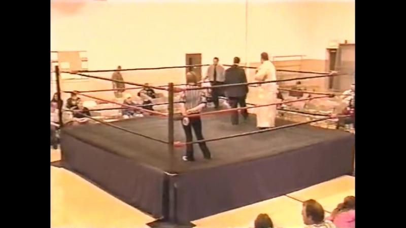 IWA-MS Christmas Carnage 2003 (27.12.2003)