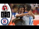 Mexico I Xolos Tijuana vs Cruz Azul 1-1 Resumen Goles Liga MX 2018