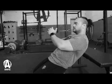 The Animal Underground Jay Nera Unconventional Quad Training