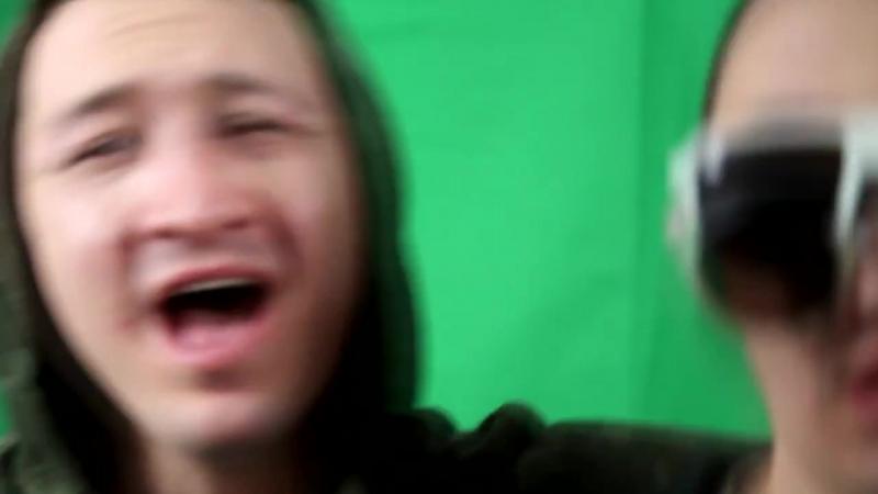 Чёрный Джек Съёмки видео клипа на песню Вова