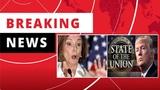 Trump Announces New Border State Of The Union It Would De-vastate Pelosi